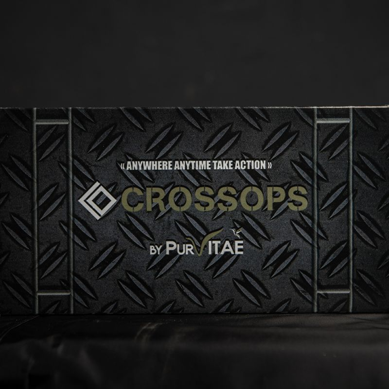 Box Nutrition Crossops by PurVitae - 1 mois