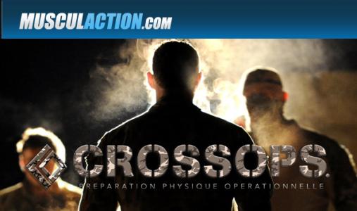 CrossOps : Préparation physique opérationnelle - Musculaction.com